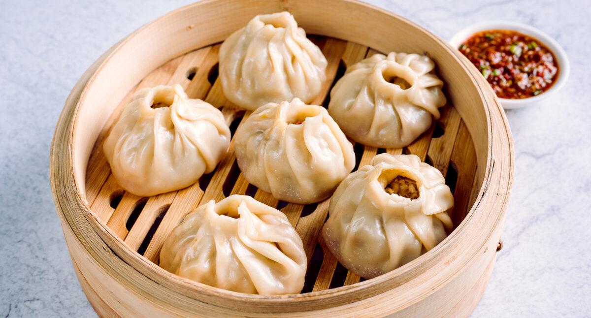 Saldēti ķīniešu pelmeņi Baoczi